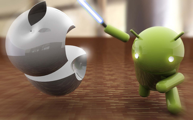 ¿Son más seguros los iPhones que los smartphones con Android?
