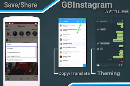 Download GBInstagram V1.90 Latest Version Untuk Android Terbaru 2019