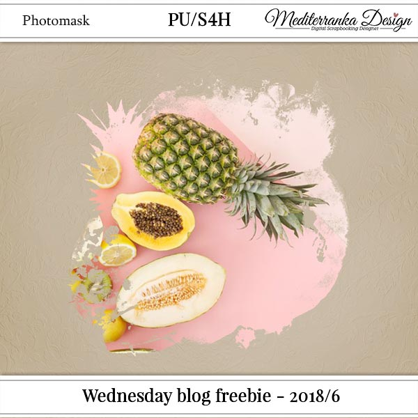 WEDNESDAY BLOG FREEBIE - 2018/6