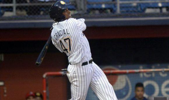 Gracial fue votado como el mejor en la tercera base, gracias a su promedio ofensivo de .320, con 25 batazos de dos bases, dos de tres, 11 jonrones y 61 remolcadas.