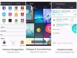 Aplikasi android terbaik UC Browser