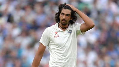 Ishant Sharma Biography, Age, Height, Weight