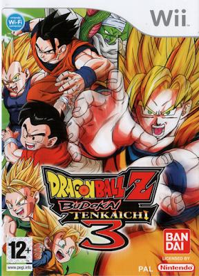 Dragon Ball Z Budokai Tenkaichi 3 RDSPAF
