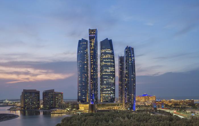 Những điều kỳ thú ở Abu Dhabi -2
