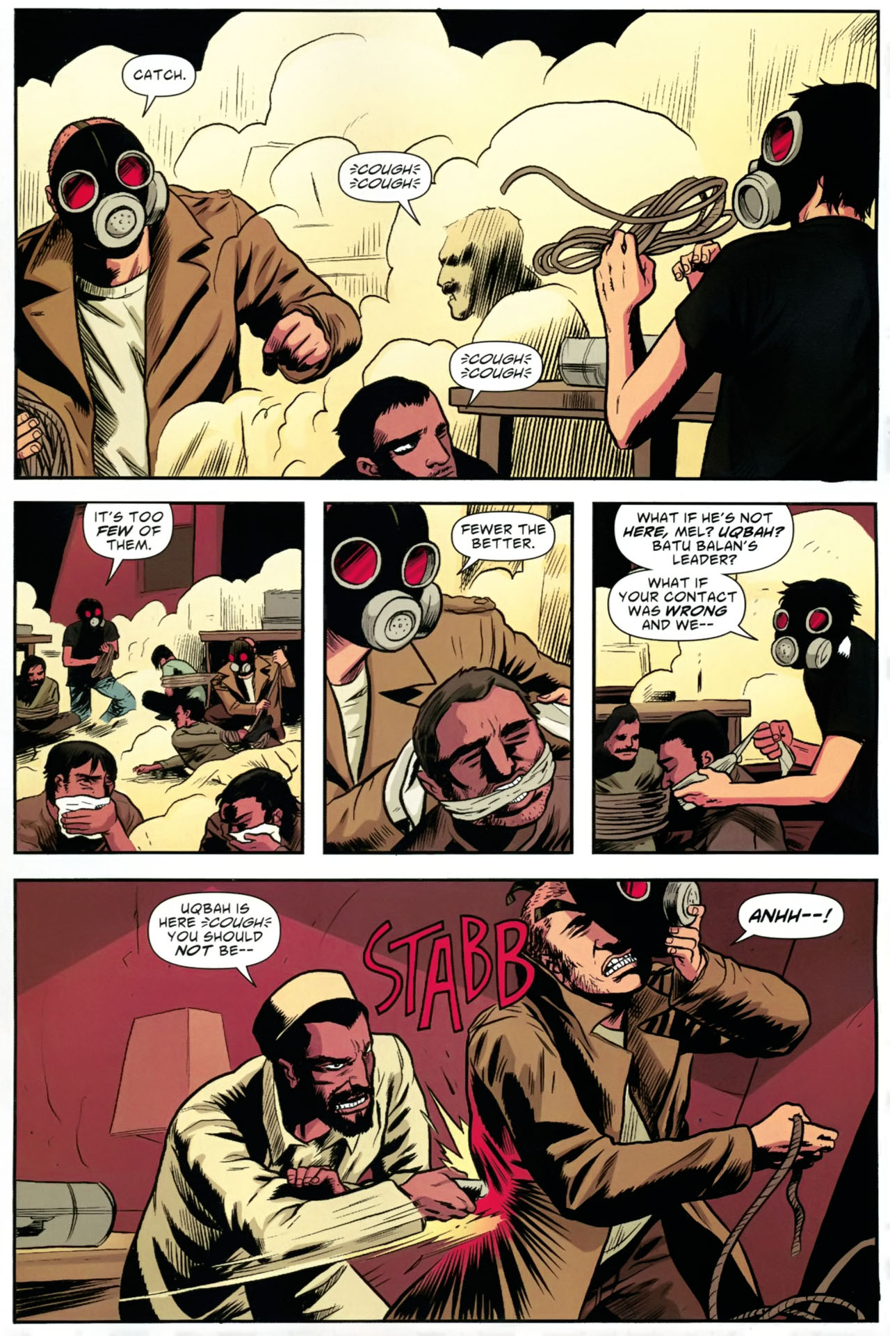 Read online American Virgin comic -  Issue #23 - 15