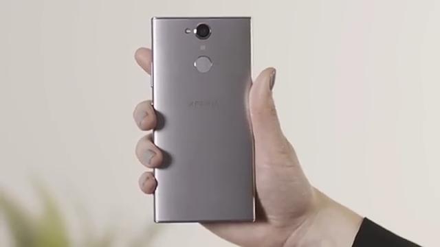 Hands-On Sony Xperia XA2 Ultra
