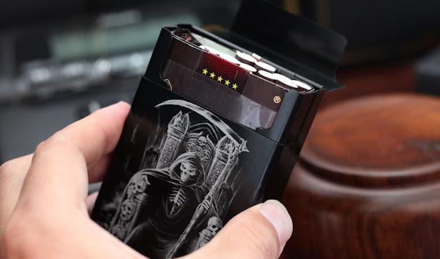 Laifu papierośnica 4