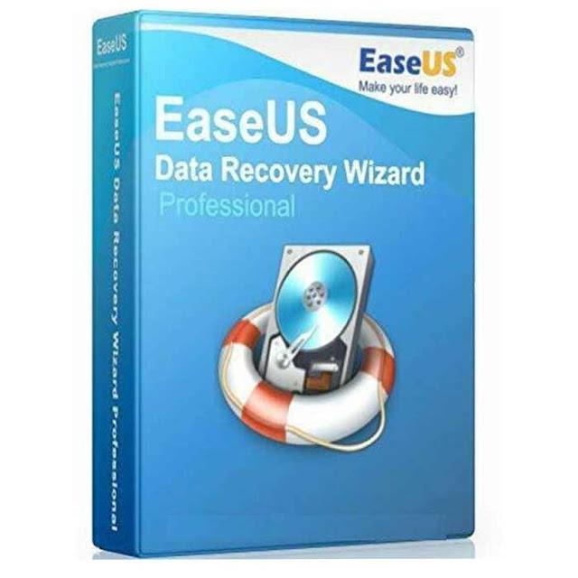 تحميل و تثبيت برنامج استعادة الملفات المحذوفة بعد الفورمات EaseUS Data Recovery
