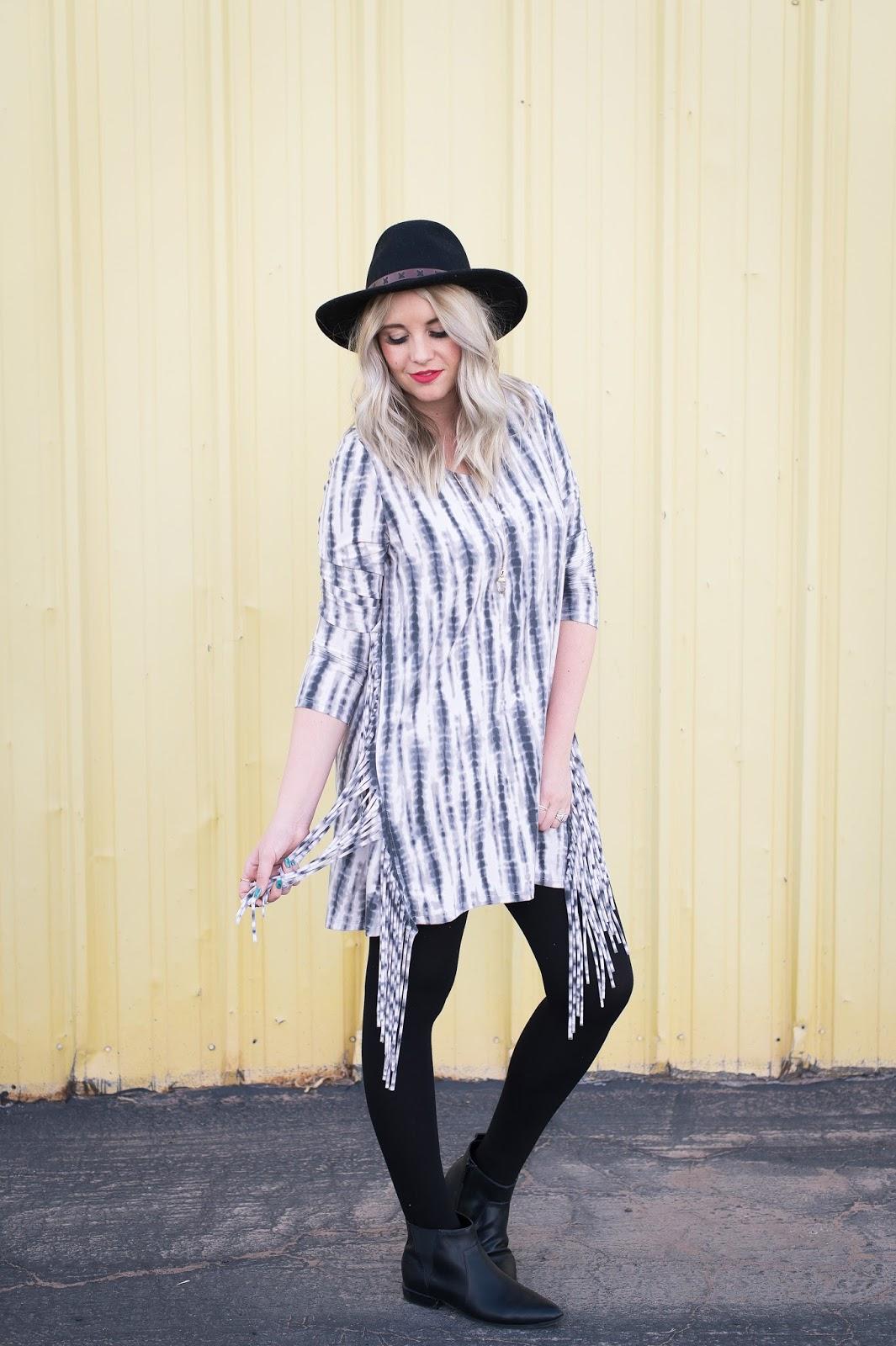 Fringe, Spring Outfit, Utah Fashion Blogger