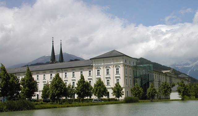 Perpustakaan Admont, Austrlia : Buku Dan Keindahan Dalam Biara