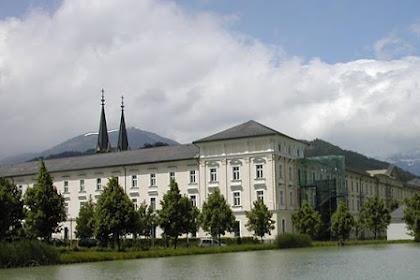 Perpustakaan Admont, Austria : Buku Dan Keindahan Dalam Biara