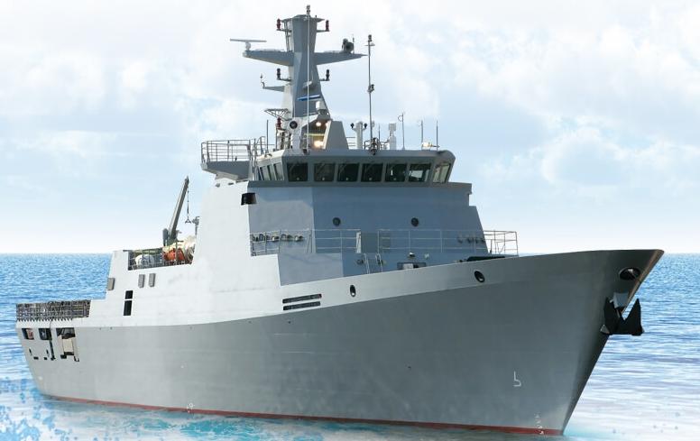 Офшорне патрульне судно