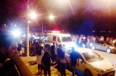 Operação da Guarda Civil Municipal inibe 'fluxo do funk' no Jardim Aquarius
