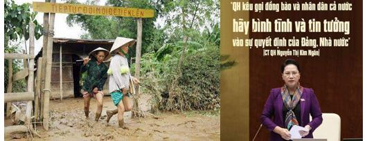 Tử vi nước Việt