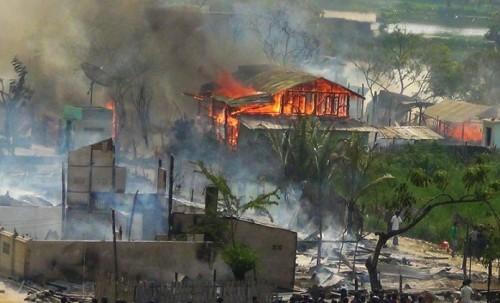 PBB: Tentara Myanmar Terbukti Sistematis Perkosa Muslimah Rohingya