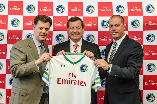El Cosmos y Emirates renuevan su alianza