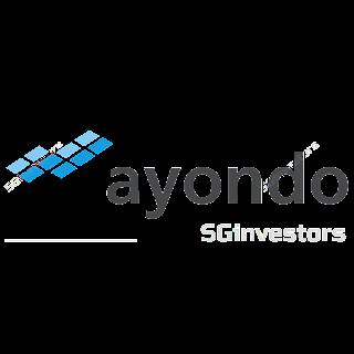 AYONDO LTD. (1I5.SI) @ SG investors.io
