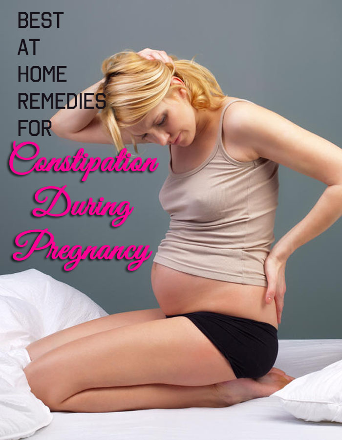 Best at Home Remedies for Constipation During Pregnancy