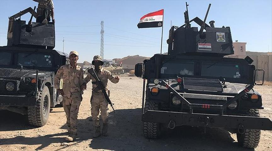 Iraqi PM suspends military activity in disputed regions