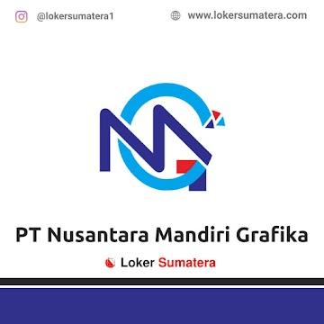 Lowongan Kerja Pekanbaru, Nusantara Mandiri Grafika Juli 2021