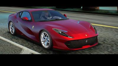 2017 Ferrari 812 Superfast