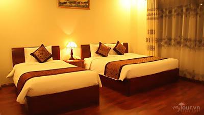 Phòng khách sạn hoa phong sapa