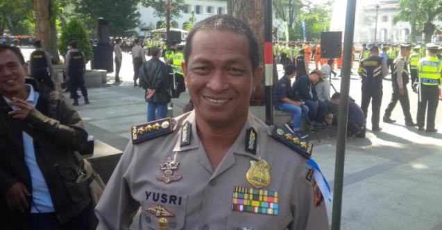 Polisi: Rizieq Tak Datang, Surat Jemput Paksa Terbit Pukul 00.01 WIB