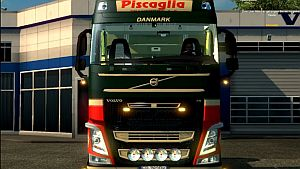 Piscaglia tuning for Volvo 2012