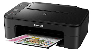 Fi printing device for precipitous documents together with vibrant Canon PIXMA TS3150 Drivers Download