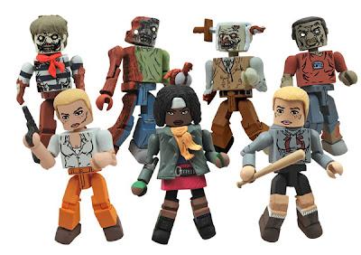 The Walking Dead - Tornano i Minimates