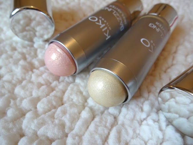 KIKO Cosmic starlets collection review