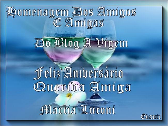 Mensagem Aniversario Amiga: A Viagem: Feliz Aniversário:Amiga: Marcia Luconi