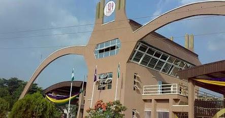 University of Benin (UNIBEN) main gate