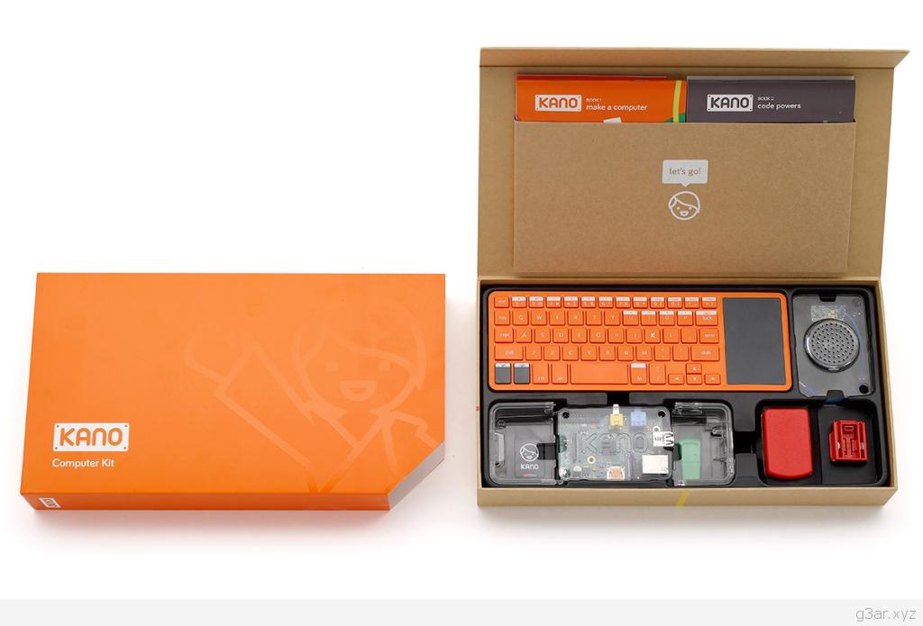 Kano PC: Μάθε να φτιάχνεις τον δικό σου υπολογιστή (DIY) 1