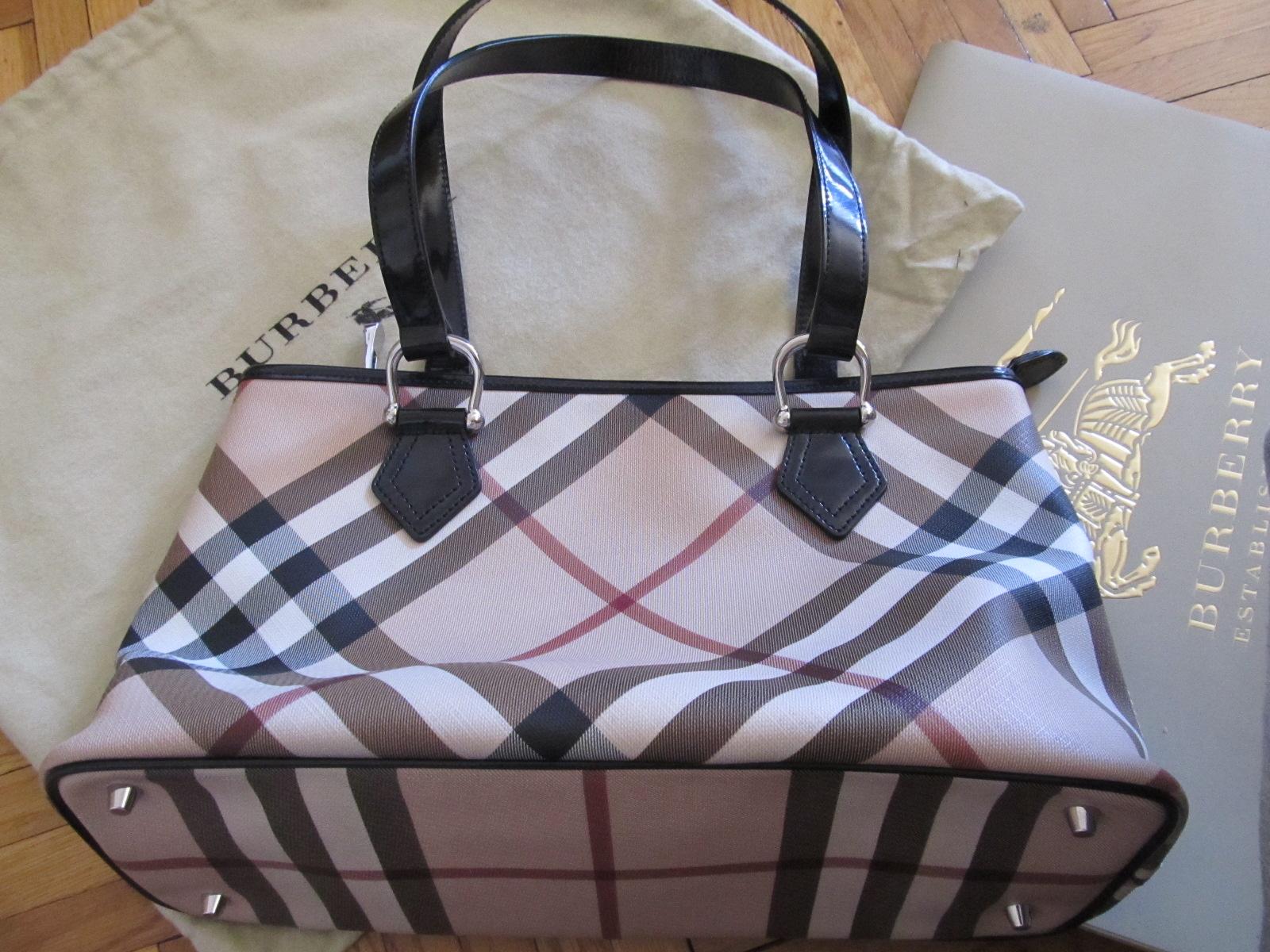 c3411494f4d5 Hát így szól az első Burberry vásárlásom kicsit meseszerű története és már  meg is van a táska örököse, a Kislányom. :)