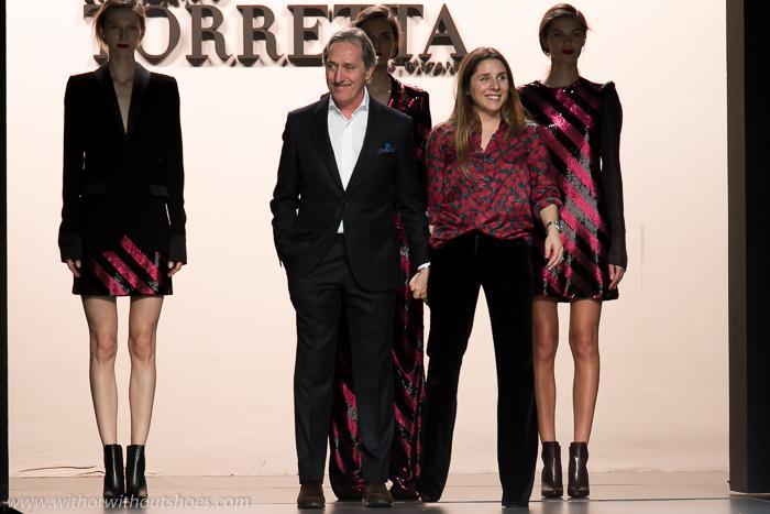Cronica resumen de los desfiles de la fashion week madrid semana de la moda