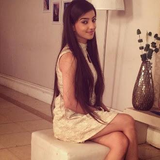 Television (TV) Actress Lovey Sasan (Loveleen Kaur Sasan) Childhood Photos