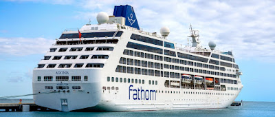Fathom Cruises Adonia Adds More Cruises With Calls in Cuba