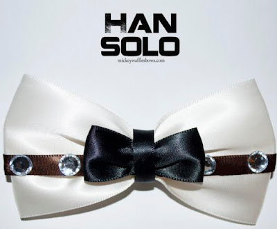 Han Solo Hairbow