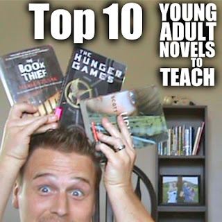 Top Ten Young Adult Novels to Teach (Episode 41). Today, we're gonna share ten Young Adult novels that will engage students and give teachers lots to explore.