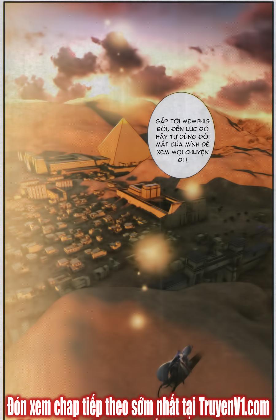 Sủng Phi Của Pharaoh - Chap 58