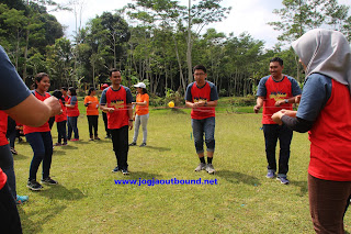 Outbound dan Cooking Competition