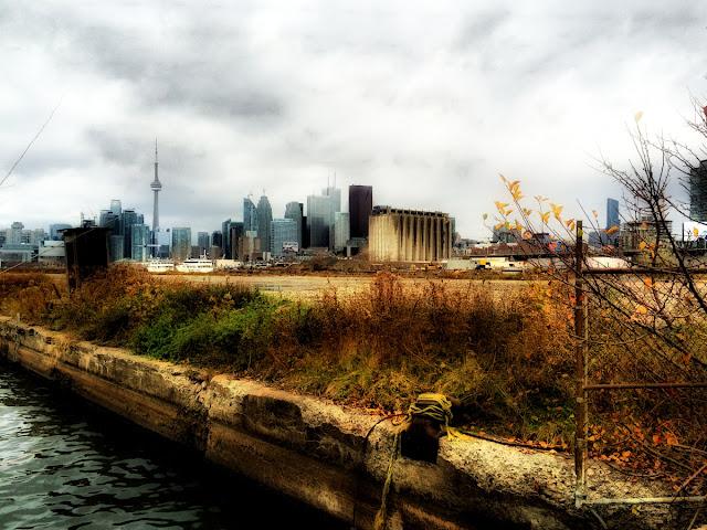 Waterfront near future Sidewalk Toronto community.