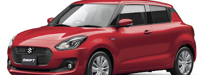 2017 Maruti Swift side look