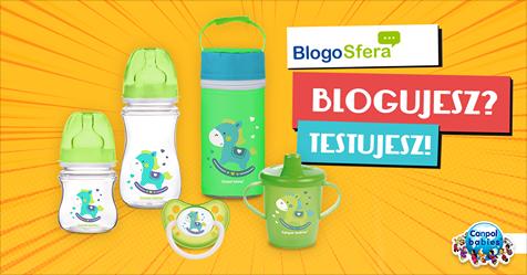 BlogoSfera Canpol babies- edycja czerwcowa