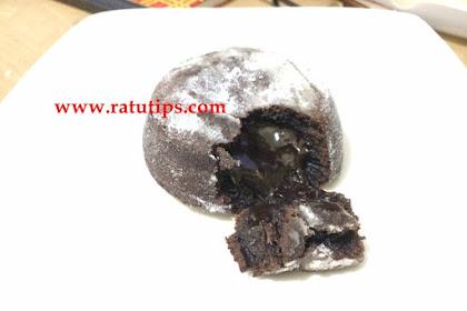 Tips Membuat Chocolate Lava Anti Gagal !