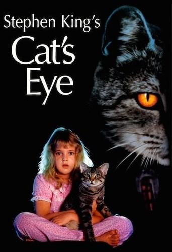 Los ojos del gato (1985) [BRrip 1080p] [Latino] [Terror]