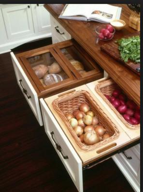 15 Desain Rak Dan Laci Dapur Minimalis Untuk Menyimpan Barang Yang Kreatif Dan Inovatif 6