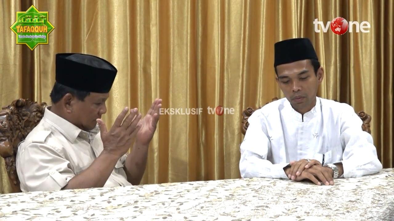 Fatwa UAS dan Sekaratnya Rezim Jokowi