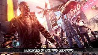 Merupakan game FPS bertema zombie yang di keluarkan oleh Madfinger Games selaku developer  Unkilled apk + obb